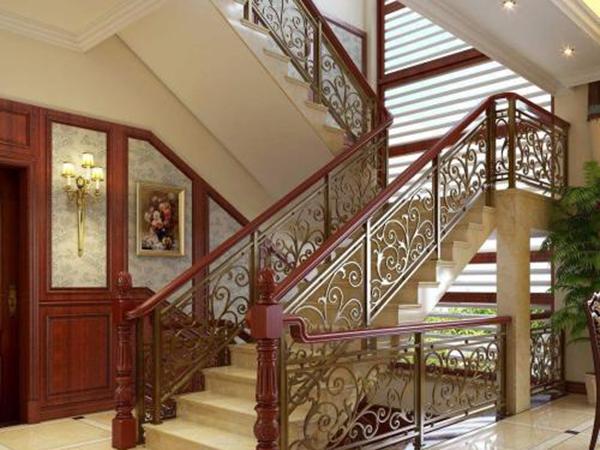 鋁藝樓梯扶手